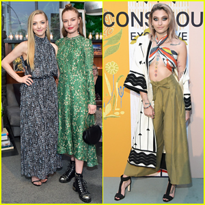 Amanda Seyfried, Kate Bosworth & More Help H&M Celebrate Conscious Exclusive Launch Party!