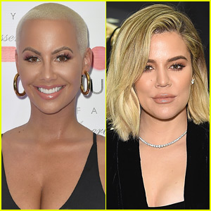 Amber Rose Sends Love to Khloe Kardashian Amid Tristan Thompson Cheating Allegations