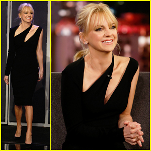 Anna Faris Reveals 'Boy Crazy' Past with Childhood Diary on 'Jimmy Kimmel Live'!