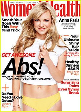 Anna Faris Gets Candid About Her Breast Augmentation & the Decision to Get Work Done