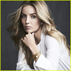 Annabelle Wallis Is the Face of Panthère de Cartier!