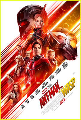 'Ant-Man' Sequel Debuts Poster After Marvel's Record-Breaking Weekend!