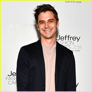 'Queer Eye' Star Antoni Porowski Says His Sexuality Is 'A Little More Fluid'