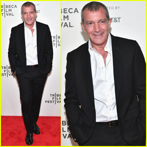 Antonio Banderas Premieres 'Genius: Picasso' During Tribeca Film Fest 2018