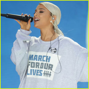 Ariana Grande Will Reportedly Perform at Coachella Weekend 2!