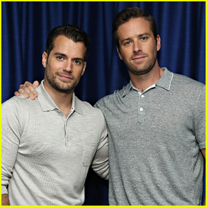Armie Hammer Trolls Henry Cavill in His Instagram Comments!
