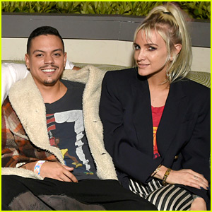 Ashlee Simpson & Evan Ross Couple Up for Paris Jackson's Birthday!