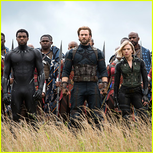 'Avengers: Infinity War' Has Second Highest Box Office Debut of All Time!