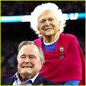 Barbara Bush Dead - Former First Lady Dies at 92