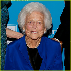 Celebs & Politicians React to Death of Barbara Bush