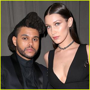 Bella Hadid Denies Kissing Her Ex The Weeknd at Coachella