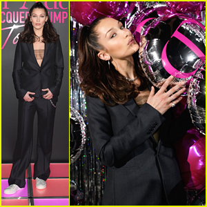 Bella Hadid Partied It Up With Dior in Japan