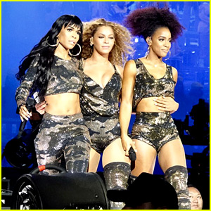 Destiny's Child Reunites at Coachella for Beyonce's Set (Photos)