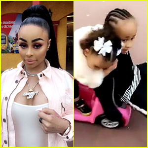 Blac Chyna Speaks Out After an Altercation at Six Flags