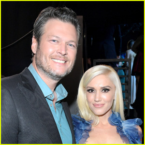Blake Shelton Dubs Gwen Stefani an 'Adopted Okie': 'I Love You Pretty Girl'