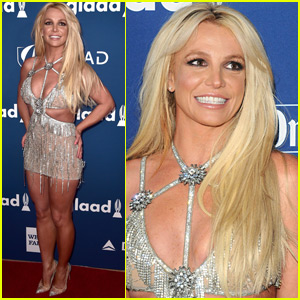 Britney Spears Shines at GLAAD Media Awards 2018