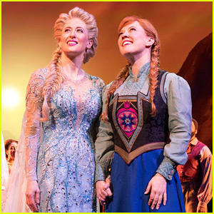 Broadway's 'Frozen' Is Smashing Records, Cast Recording Announced!