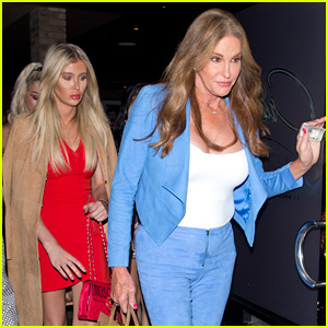 Caitlyn Jenner Emerges After Kim Kardashian Posted That Throwback Photo