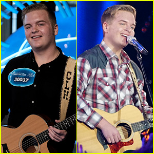 American Idol's Caleb Lee Hutchinson Explains How He Lost 70 Pounds Since His Audition