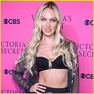 Pregnant Candice Swanepoel Strips Down & Shows Off Her Baby Bump in the Buff!