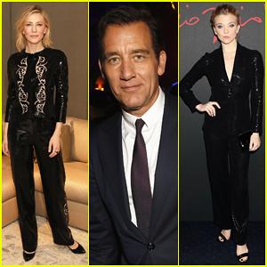 Cate Blanchett, Clive Owen & Natalie Dormer Celebrate Giorgio Armani & Armani Casa Boutique Opening!