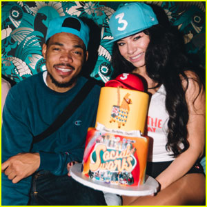 Chance The Rapper Celebrates 25th Birthday For Charity!