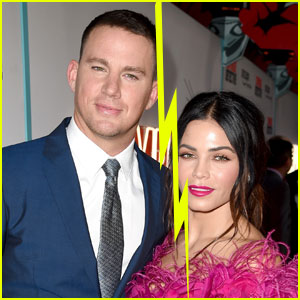 Channing Tatum & Jenna Dewan Split After Almost Nine Years of Marriage