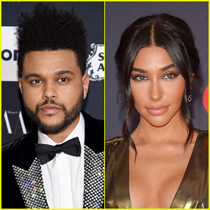 The Weeknd Gets Cozy with Justin Bieber's Ex Chantel Jeffries at Coachella