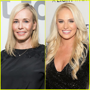 Chelsea Handler Responds to Tomi Lahren's Immigrant Caravan Suggestion