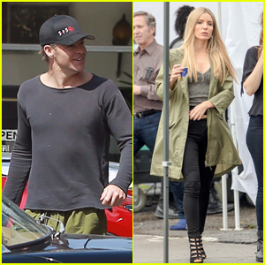 New Couple Chris Pine & Annabelle Wallis Step Out After Making Their Romance Public!