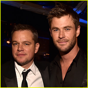 Chris Hemsworth Jokingly Threatens to Cancel Jimmy Kimmel Appearance!