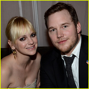 Anna Faris Speaks Candidly About Co-Parenting with Chris Pratt