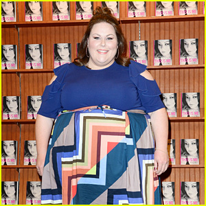Chrissy Metz Brings Her Book Tour to Florida