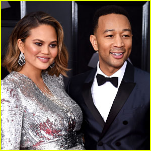 Chrissy Teigen Shares First Photo of Newborn Son!