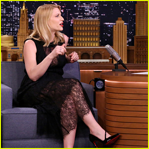 Claire Danes Tells Jimmy Fallon She Hid Pregnancy While Filming 'Homeland' & Couldn't Stop Falling Asleep!