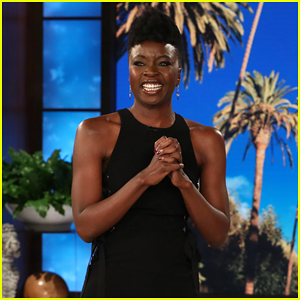 Danai Gurira Addresses Rumors of All-Female 'Avengers' Movie on 'Ellen'!
