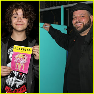 'Mean Girls' Star Daniel Franzese Checks Out the Broadway Musical!