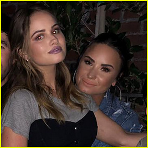 Demi Lovato, Debby Ryan & More Disney Stars Reunite at Hayley Kiyoko's Release Party!