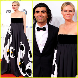 Diane Kruger Finishes 'In the Fade' World Tour at German Film Awards