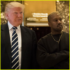 Donald Trump Thanks Kanye West After Tweets Calling Him 'His Brother'