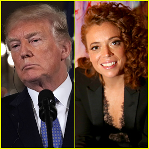 Here's How Donald Trump Responded to Michelle Wolf's White House Correspondents' Dinner Roast