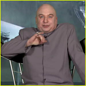 Dr. Evil Returns as a Fired Member of Donald Trump's Cabinet on 'Fallon' - Watch!