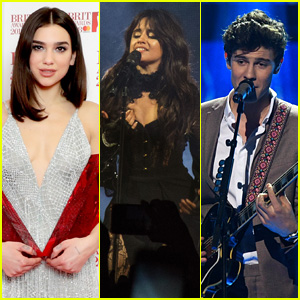 Dua Lipa, Camila Cabello & Shawn Mendes Will Perform at Billboard Music Awards 2018!