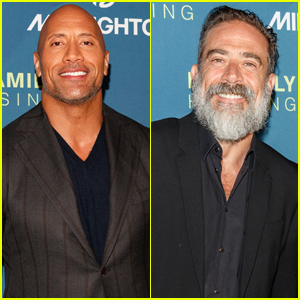 Dwayne Johnson & Jeffrey Dean Morgan Fight To End Homelessness at LA Family Housing Awards 2018!