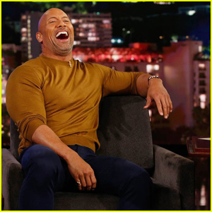 Dwayne Johnson Tells Jimmy Kimmel He Wants Him To Be Girlfriend's Doula for Expecting Baby!
