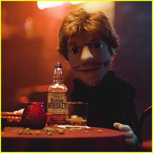Ed Sheeran's Puppet is Back in 'Happier' Music Video - Watch Now!