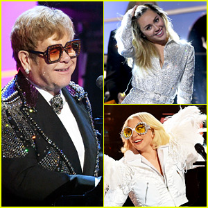Elton John Grammy Salute Concert - Performers & Songs List!