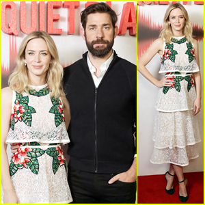 Emily Blunt Says She's 'Closer' To Hubby John Krasinski After Working on 'A Quiet Place' Together!