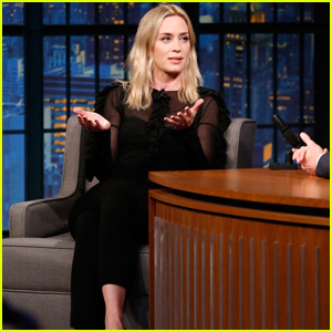 Emily Blunt Would 'Love' To Do A 'Devil Wears Prada' Sequel!