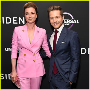 Emily VanCamp & Matt Czuchry Team Up for 'The Resident' Screening in London